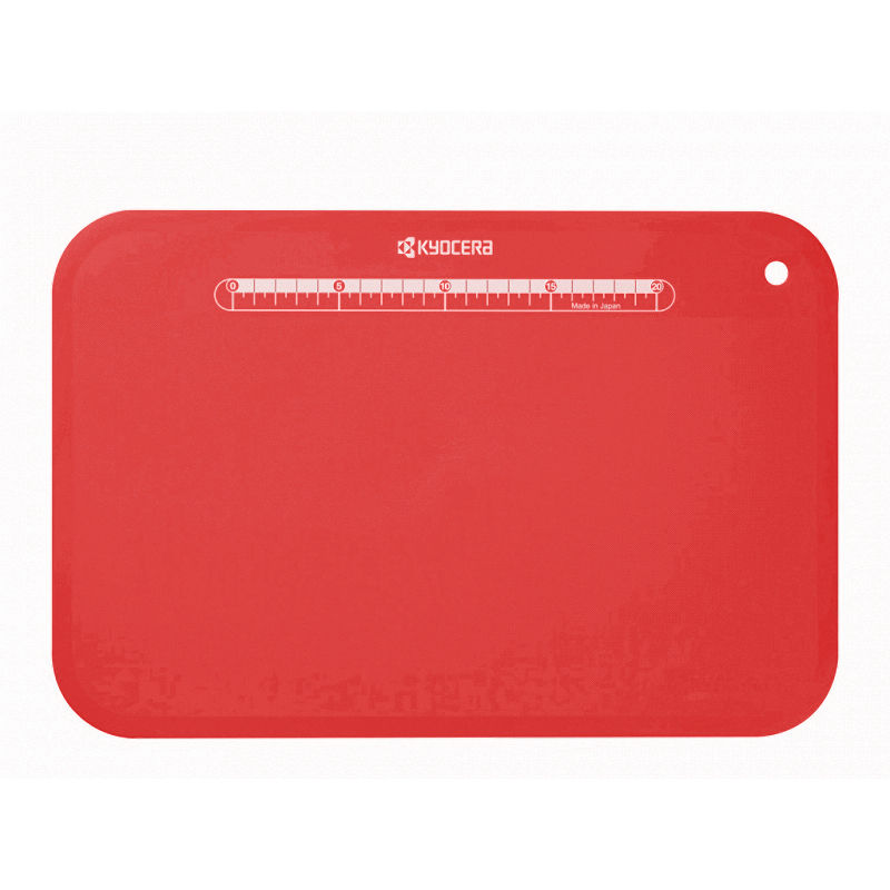 Kyocera - elastyczna deska do krojenia - wymiary: 37 x 25 cm