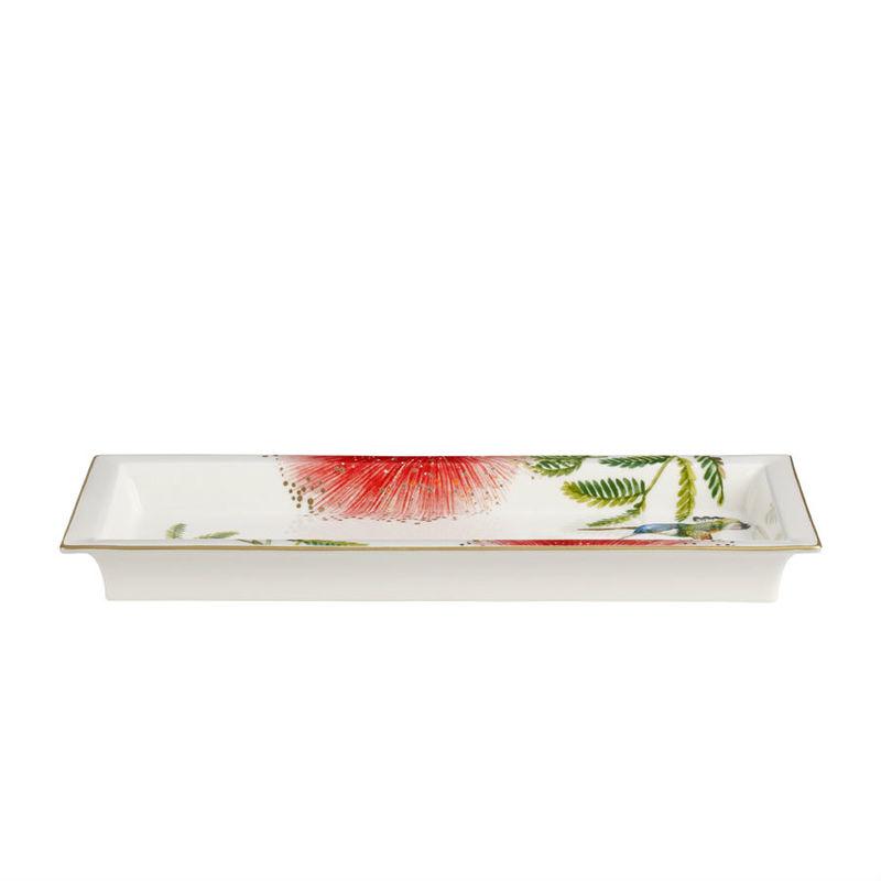 Villeroy & Boch - Amazonia Gifts - patera - wymiary: 25 x 10 cm
