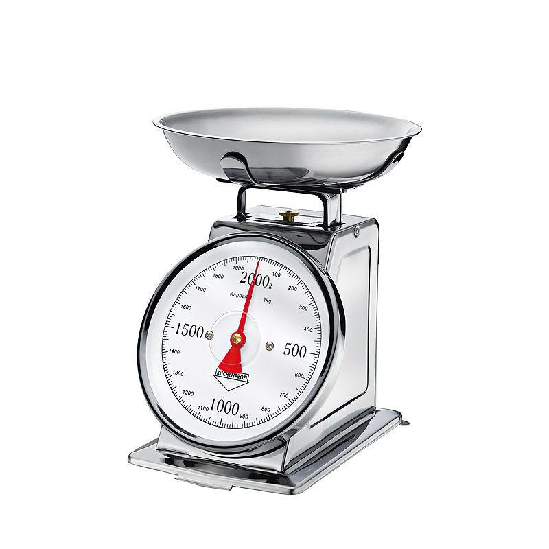 Küchenprofi - Nostalgia - waga kuchenna - wymiary: 25 x 20 x 21 cm