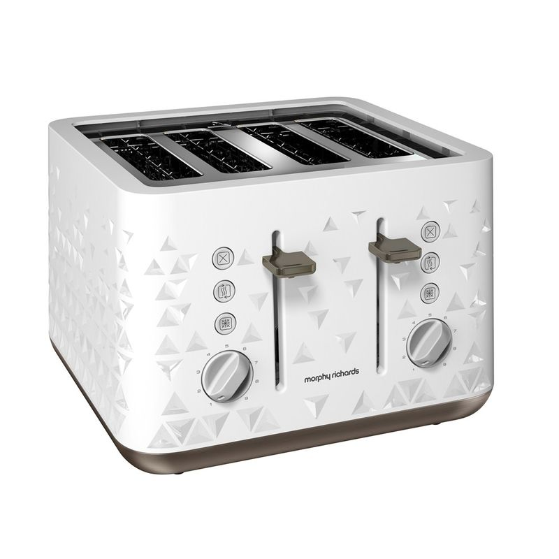 Morphy Richards - Prism - toster - na 4 tosty