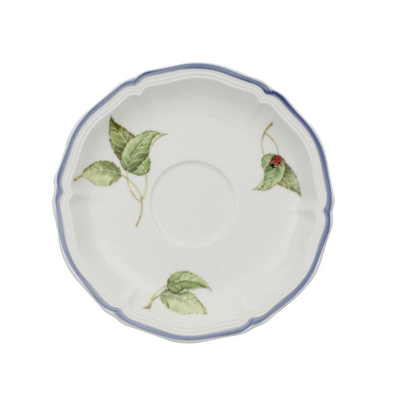 Villeroy & Boch - Cottage - spodek do filiżanki do herbaty - średnica: 15 cm