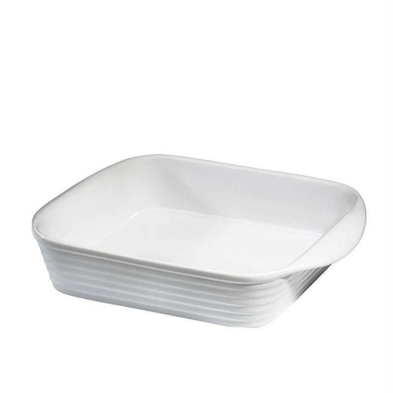 Küchenprofi - Burgund - naczynie żaroodporne - wymiary: 20 x 20 cm