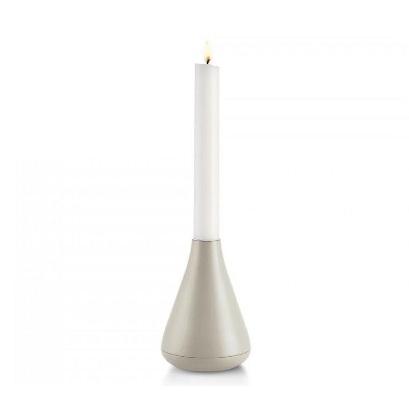 Philippi - Drops - świecznik - wysokość: 10,5 cm