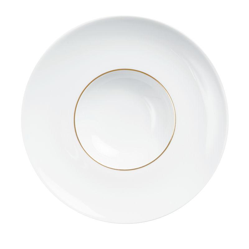 Kahla - Magic Grip Dîner Line of Gold - talerz gourmet - średnica: 30 cm