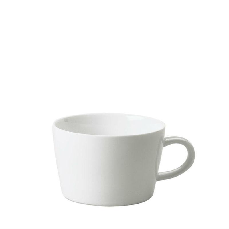 Kahla - Five Senses - filiżanka do kawy z mlekiem - pojemność: 0,45 l