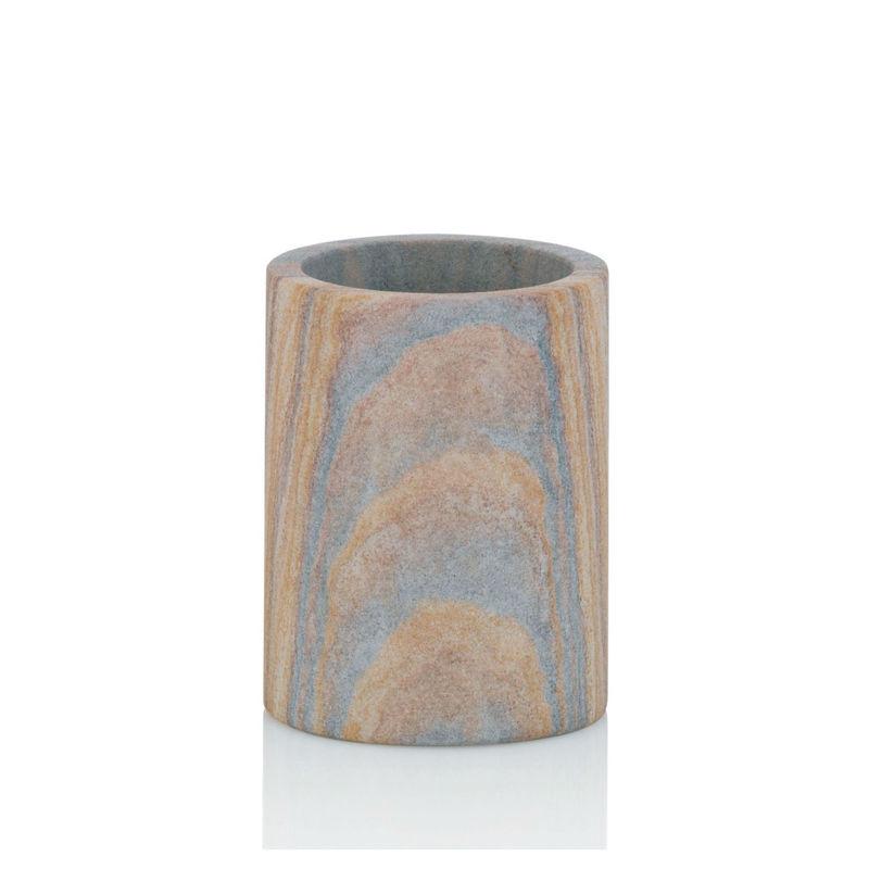 Kela - Dune - kubek na szczoteczki - wysokość: 10 cm