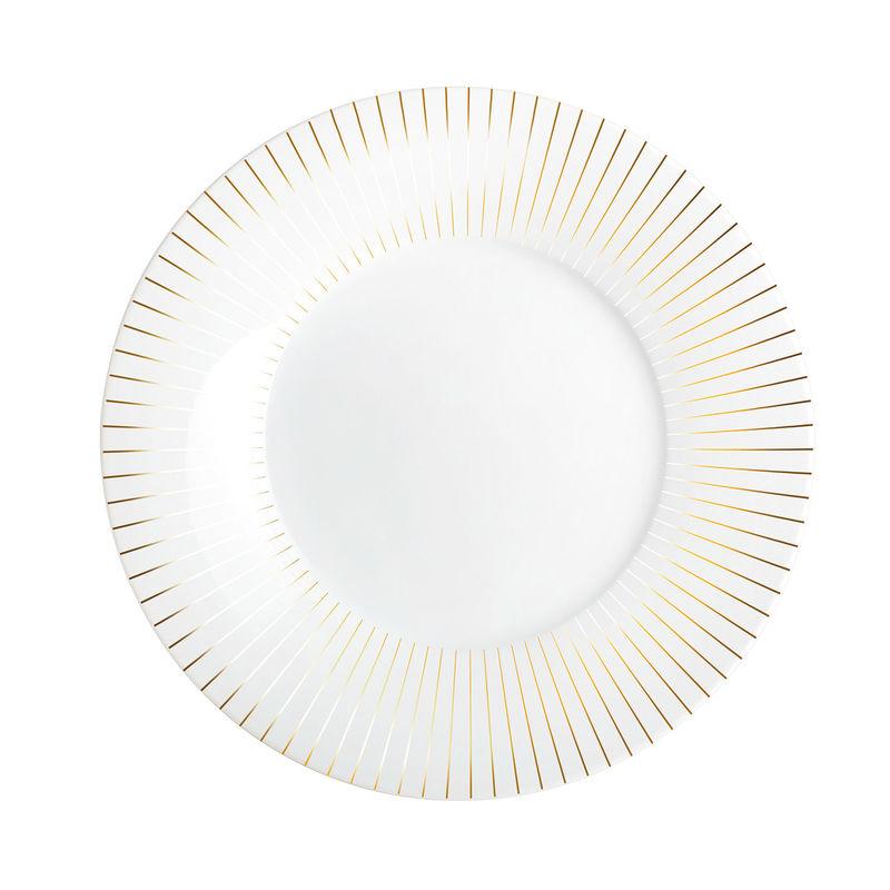 Kahla - Magic Grip Dîner Ray of Gold - talerz obiadowy - średnica: 27 cm