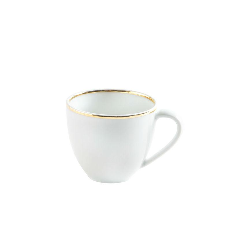 Kahla - Magic Grip Dîner Line of Gold - filiżanka do espresso - pojemność: 0,1 l