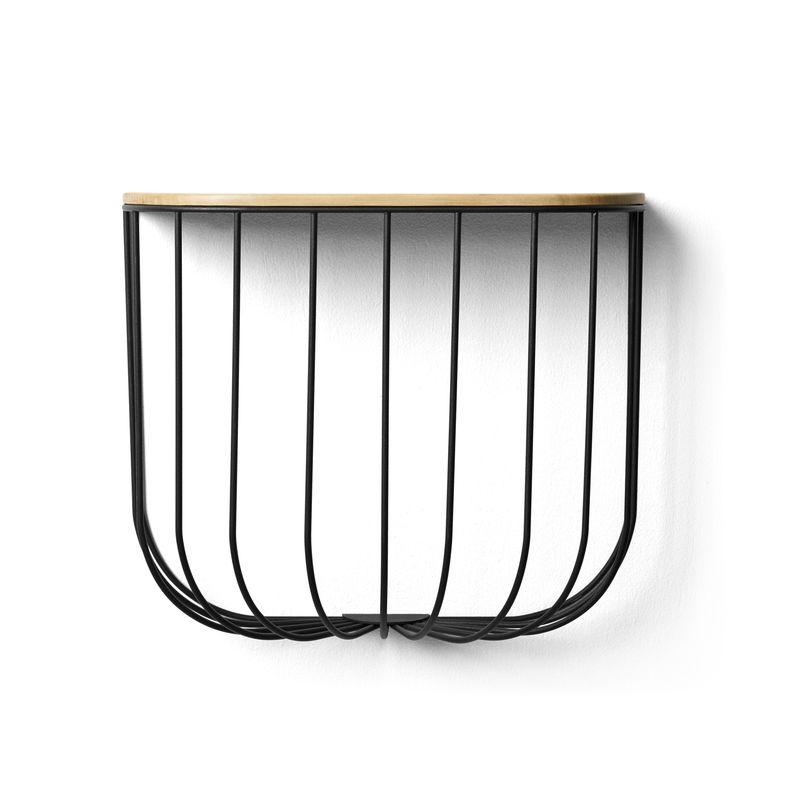 Menu - FUWL - półka - wymiary: 42 x 17 x 35 cm