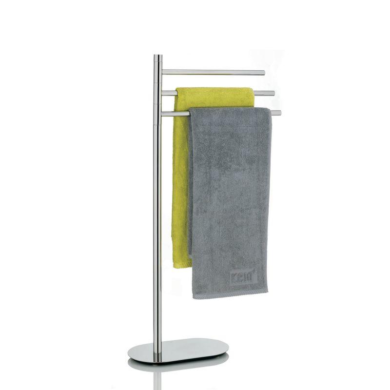 Kela - Lucido - stojący wieszak na ręczniki - wysokość: 85 cm