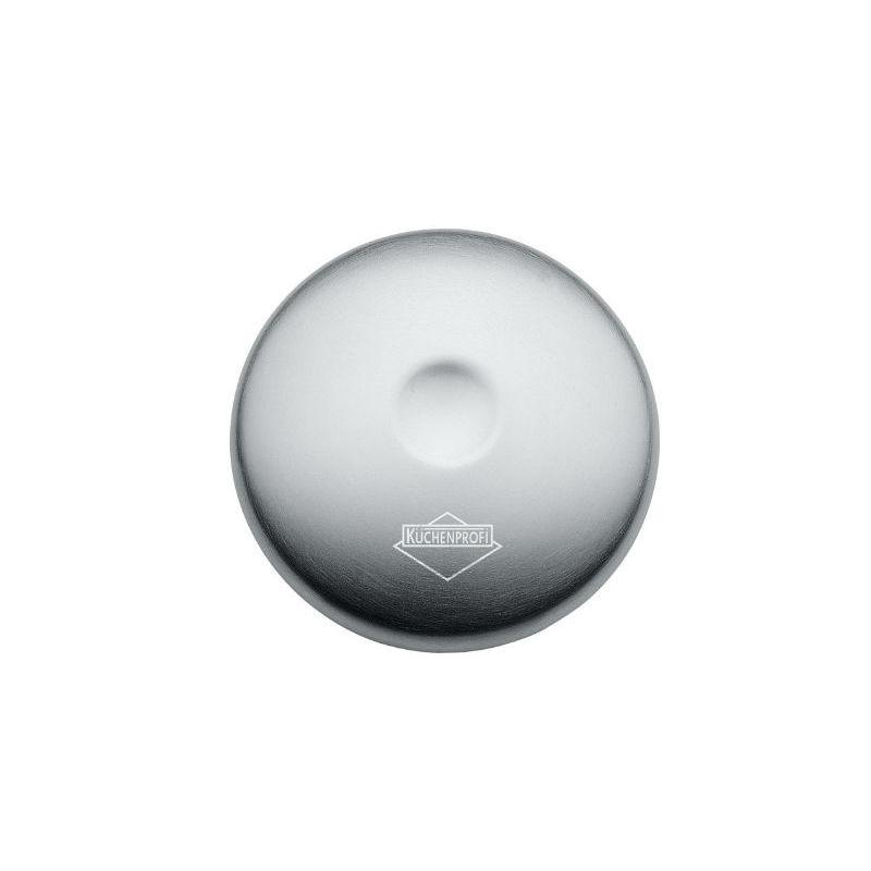 Küchenprofi - Deluxe - stalowe mydełko do usuwania zapachów - średnica: 8 cm