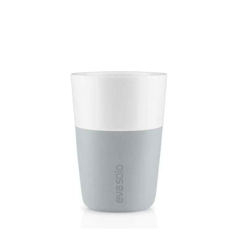 Eva Solo - 2 filiżanki do caffe latte - pojemność: 0,36 l