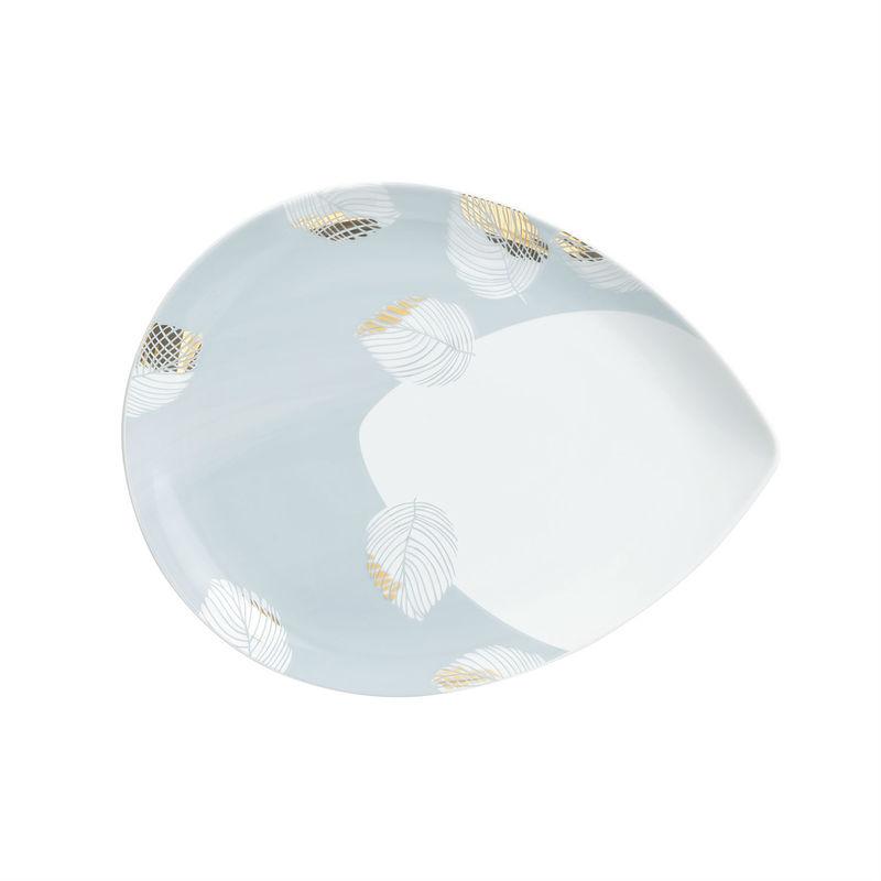 Kahla - Dîner Leaf of Gold MG - półmisek - długość: 24 cm