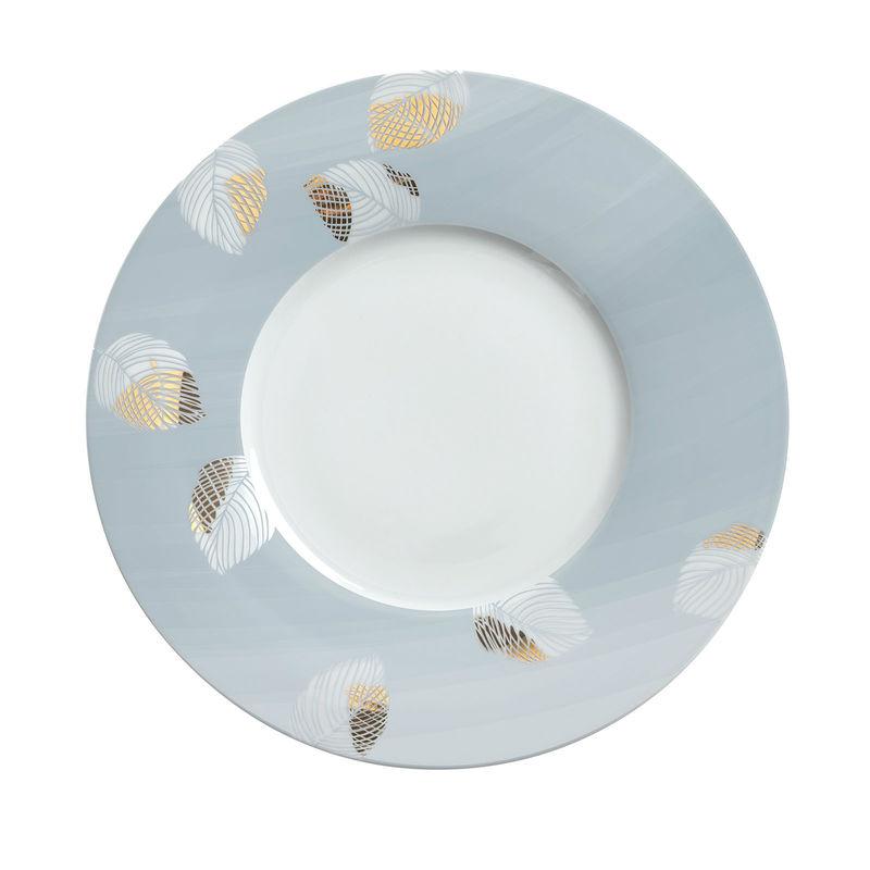 Kahla - Dîner Leaf of Gold MG - talerz obiadowy - średnica: 27 cm