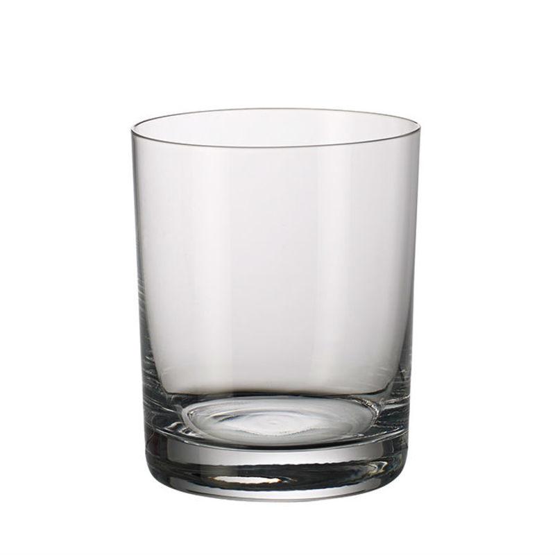 Villeroy & Boch - Purismo Bar - zestaw 2 niskich szklanek - wysokość: 10,7 cm
