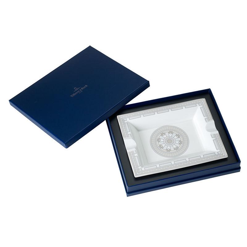 Villeroy & Boch - La Classica Contura Gifts - popielniczka - wymiary: 17 x 21 cm