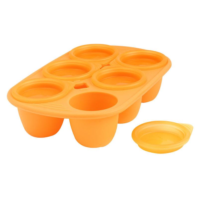 Mastrad - forma na jedzenie dla niemowląt - pojemność: 6 x 60 ml
