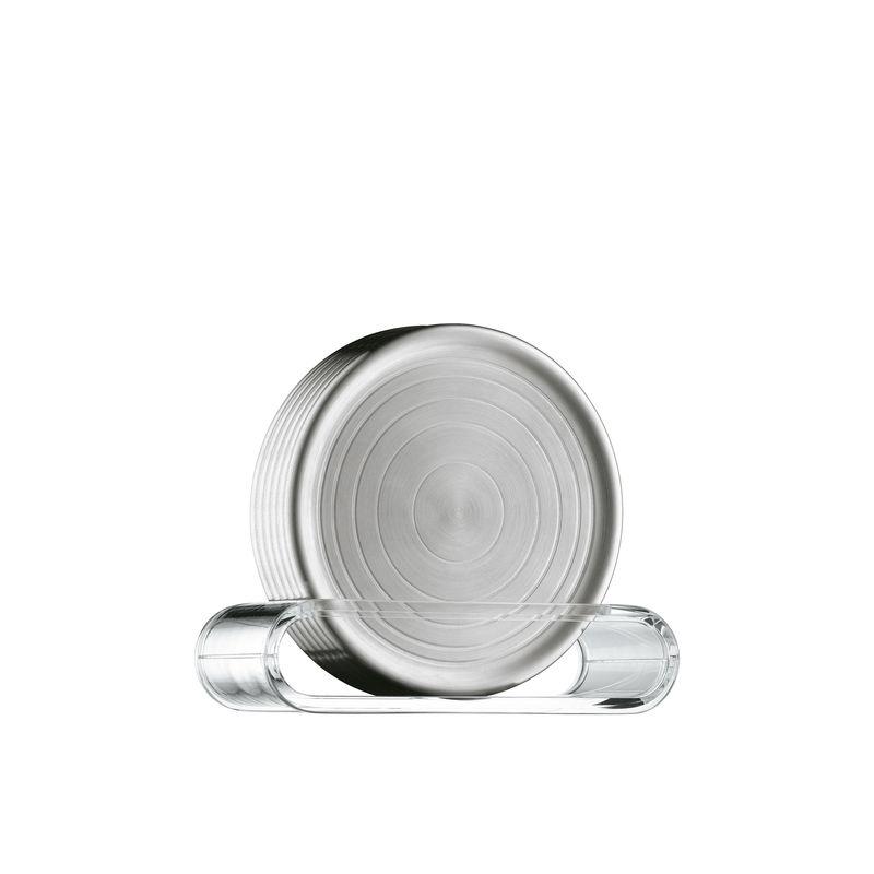 WMF - Loft - 6 podkładek pod szklanki - średnica: 9,5 cm