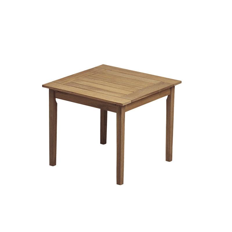 Skagerak - Drachmann - stół ogrodowy - wymiary: 86 x 86 x 72 cm