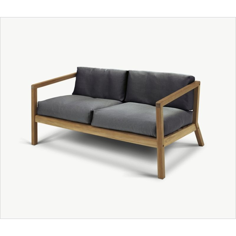 Skagerak - Virkelyst - sofa ogrodowa - wymiary: 142 x 83 x 65 cm