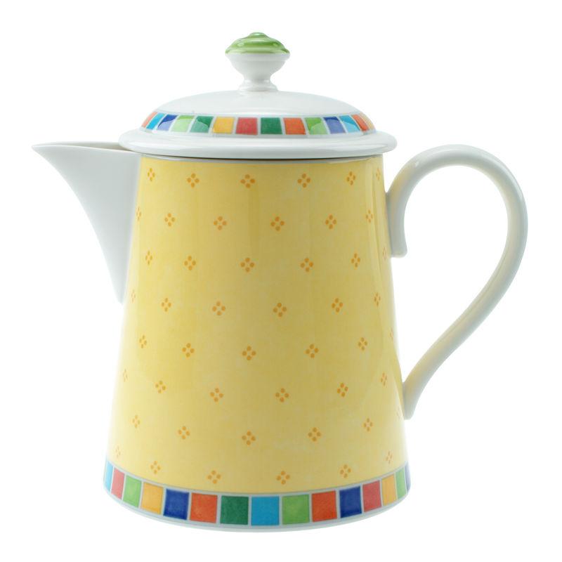 Villeroy & Boch - Twist Alea Limone - dzbanek do kawy - pojemność: 1,25 l