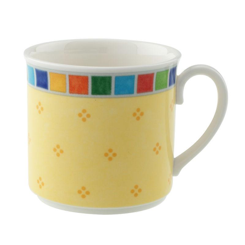 Villeroy & Boch - Twist Alea Limone - filiżanka do kawy - pojemność: 0,2 l