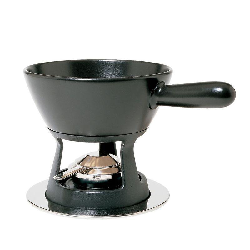 Alessi - Mami - zestaw do fondue - średnica: 23 cm