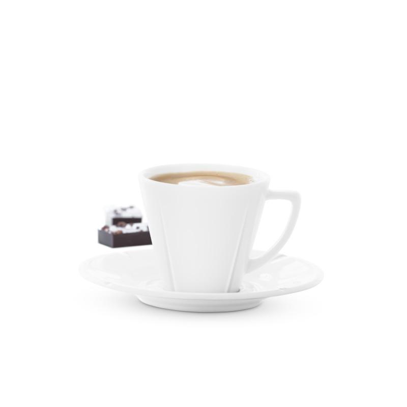 Rosendahl - Grand Cru - filizanka do espresso ze spodkiem - pojemność: 0,09 l