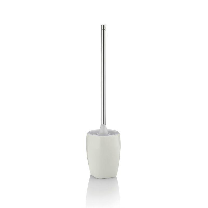 Kela - Landora - szczotka do WC - wysokość: 45 cm, średnica: 12 cm