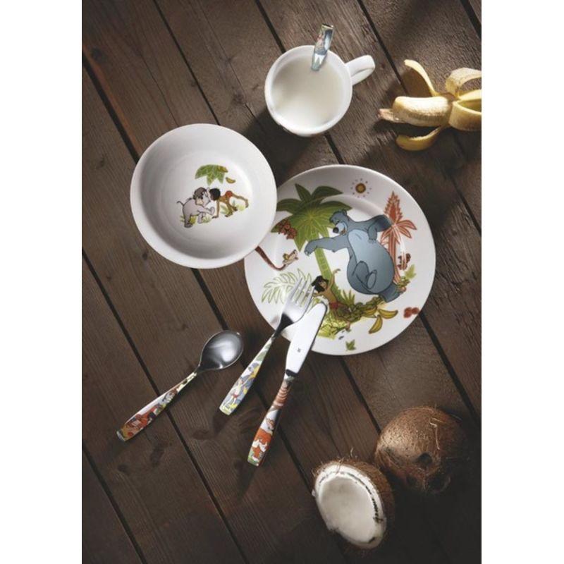 Fidepl Wmf Księga Dżungli Zestaw Obiadowy Dla Dzieci