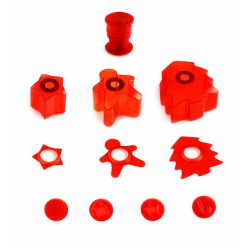 Mastrad - zestaw wykrawaczy do ciastek - 11 elementów