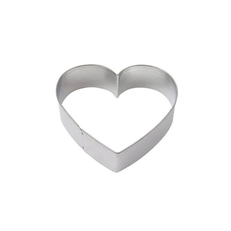 Dexam - wykrawacz do ciastek - serce - średnica: 3 cm