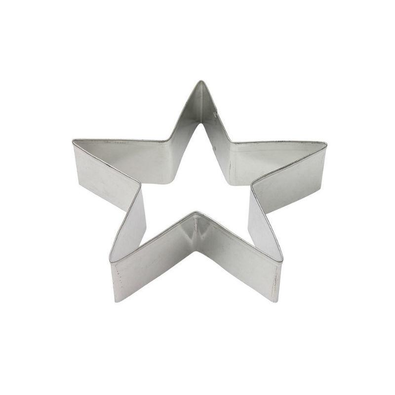 Dexam - wykrawacz do ciastek - gwiazdka - średnica: 3 cm