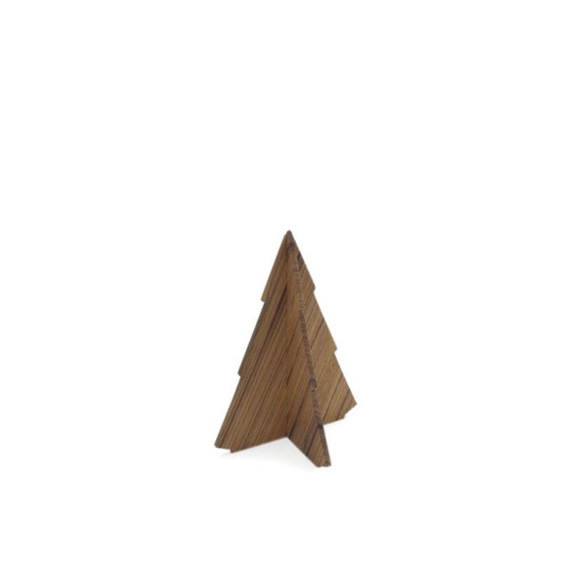 Skagerak - Spruce Tree - drewniana choinka - wysokość: 9 cm