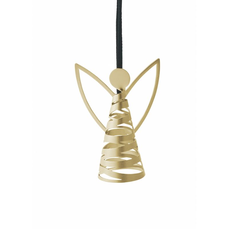 Stelton - Tangle - zawieszka anioł - wymiary: 6,5 x 4 x 8 cm