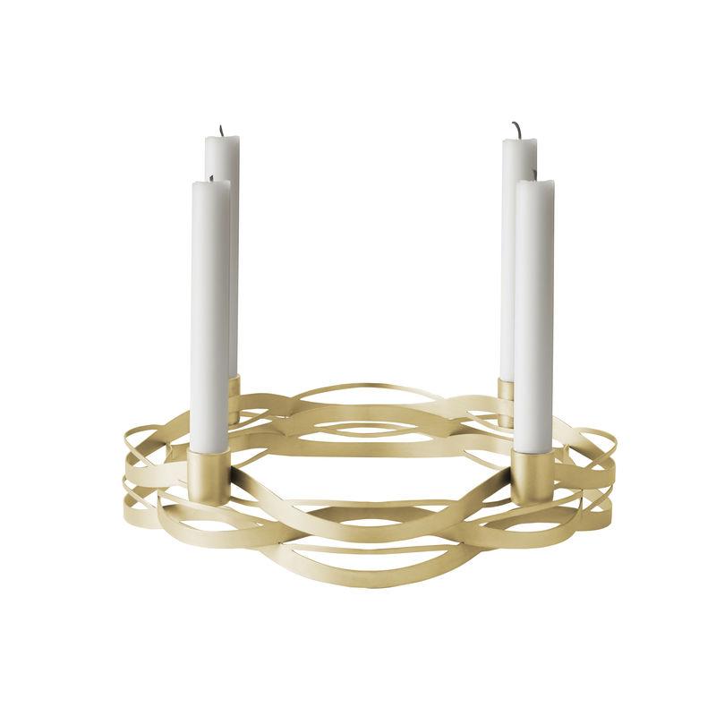 Stelton - Tangle - świecznik - średnica: 26,5 cm