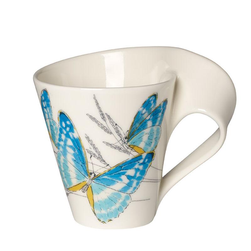 Villeroy & Boch - New Wave Caffe Morpho cypris - kubek - pojemność: 0,3 l