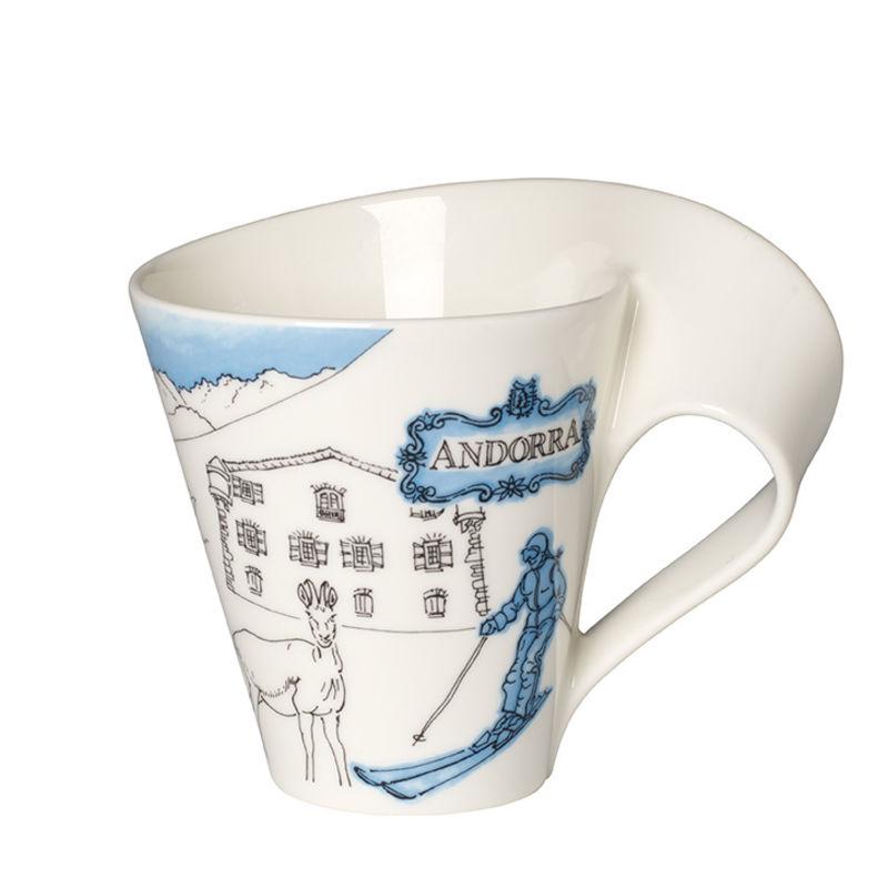Villeroy & Boch - New Wave Caffè Andora - kubek - pojemność: 0,3 l
