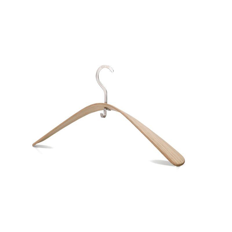 Skagerak - Cutter Pilot - 3 wieszaki na ubrania - długość: 43 cm