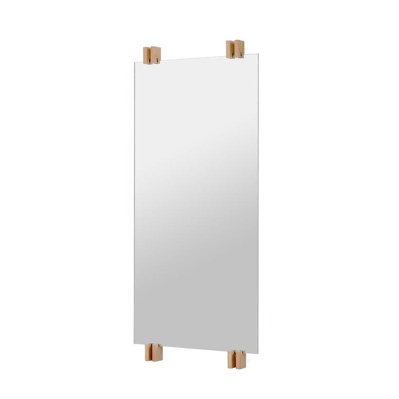 Skagerak - Cutter - lustro - wymiary: 50 x 110 cm