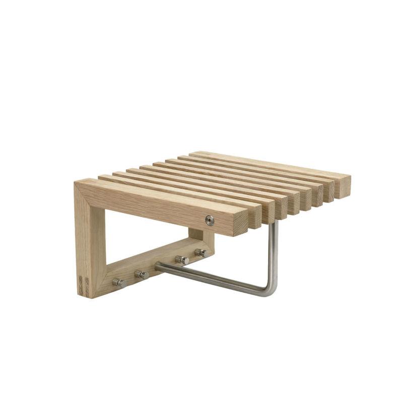 Skagerak - Cutter - wieszak-półka - wymiary: 31 x 30 x 18,5 cm