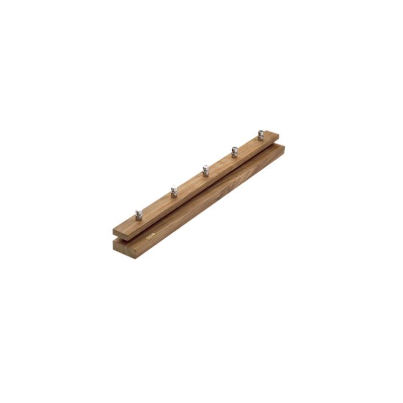Skagerak - Cutter - wieszak-listwa - długość: 72 cm