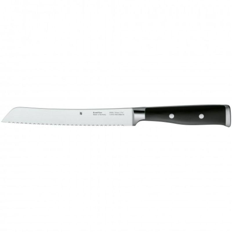 WMF - Grand Class - nóż do chleba - długość ostrza: 19 cm