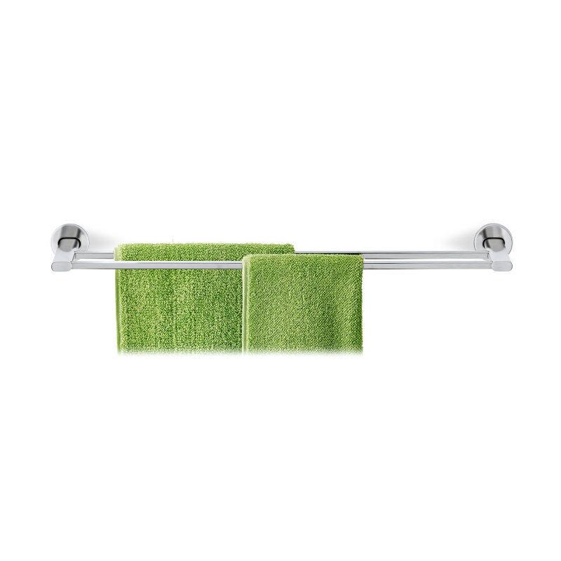 Blomus - Areo - podwójny wieszak na ręczniki - długość: 69 cm