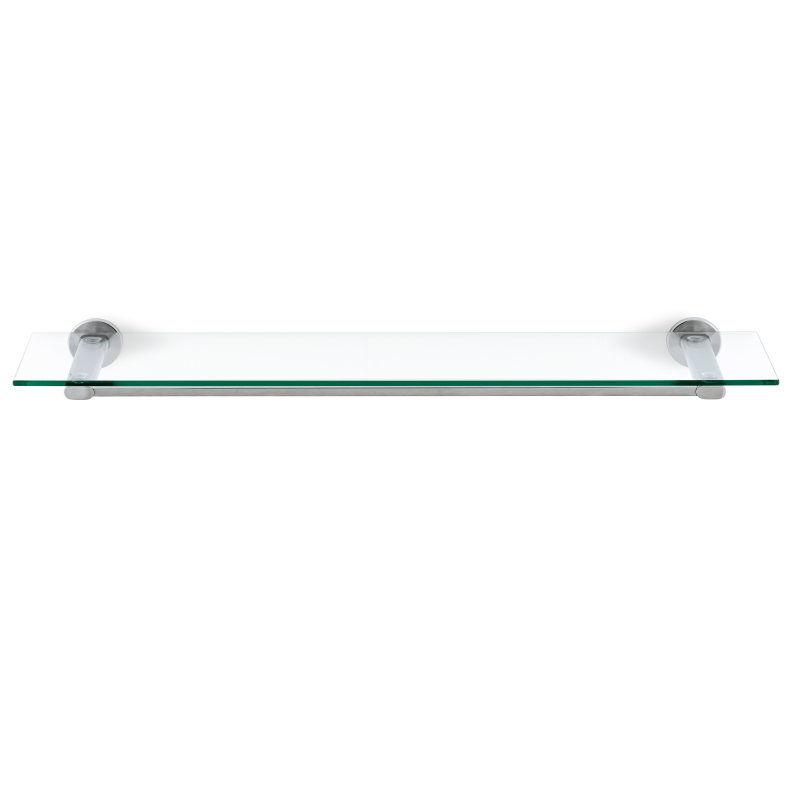 Blomus - Areo - szklana półka - wymiary: 76 x 24 cm