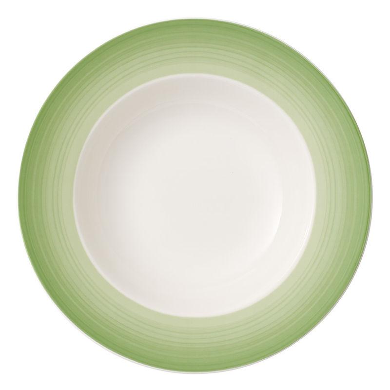 Villeroy & Boch - Colourful Life Green Apple - talerz głęboki - średnica: 25 cm