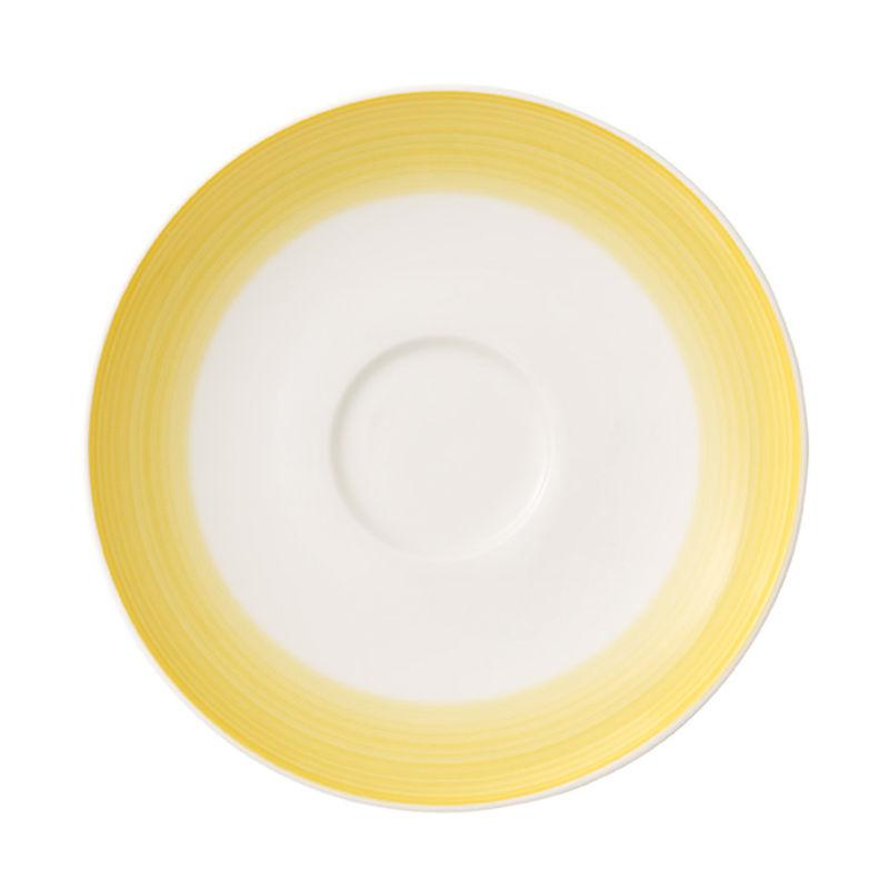 Villeroy & Boch - Colourful Life Lemon Pie - spodek do filiżanki do kawy - średnica: 14 cm