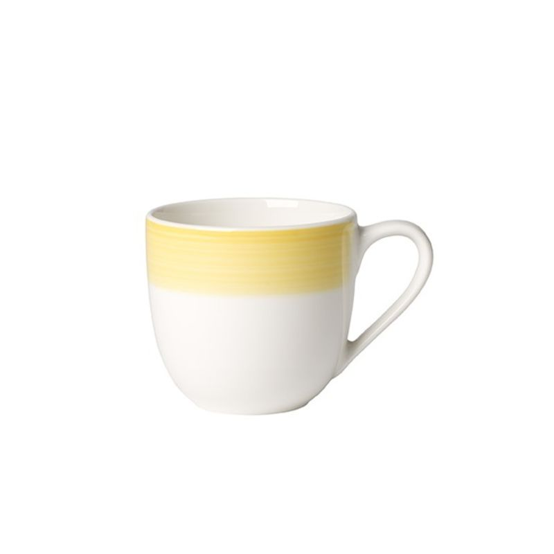 Villeroy & Boch - Colourful Life Lemon Pie - filiżanka do espresso - pojemność: 0,1 l