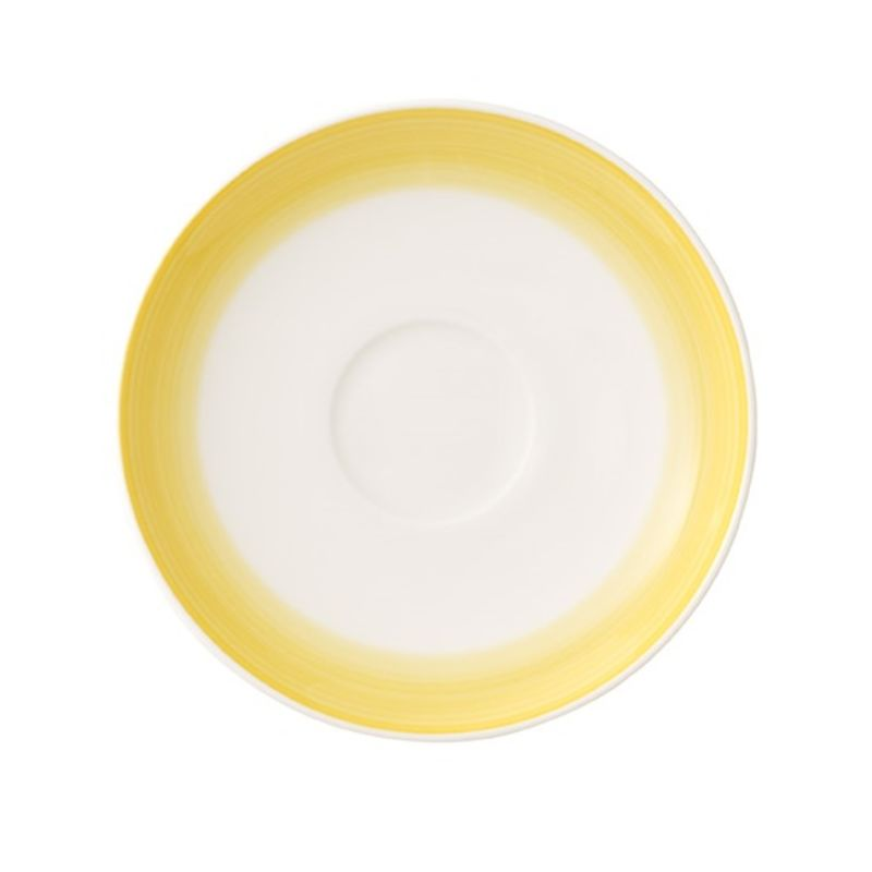 Villeroy & Boch - Colourful Life Lemon Pie - spodek do filiżanki do espresso - średnica: 12 cm