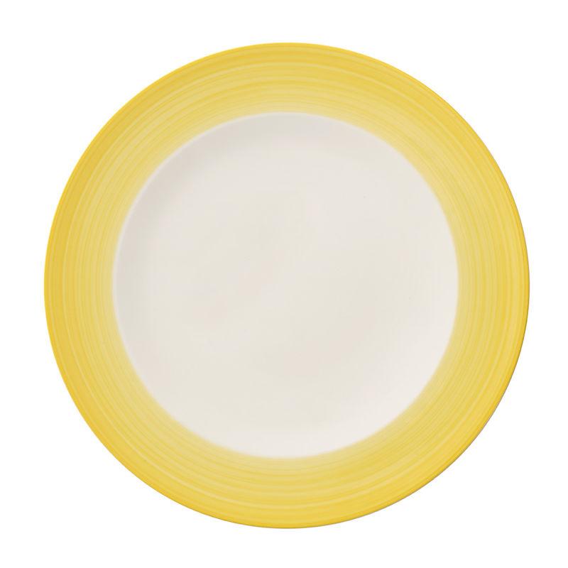 Villeroy & Boch - Colourful Life Lemon Pie - talerz płaski - średnica: 27 cm